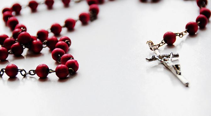Medytacja różańcowa według Jana Pawła II