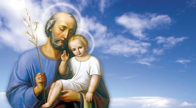 Święty Józef – Oblubieniec Najświętszej Maryi Panny