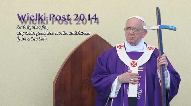 Watykan: papież przewodniczył liturgii pokutnej