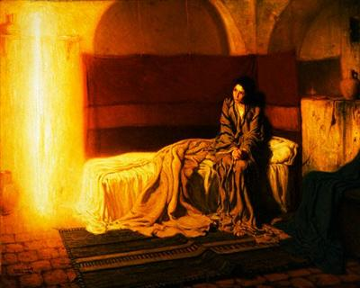 Zwiastowanie: święto Wcielenia