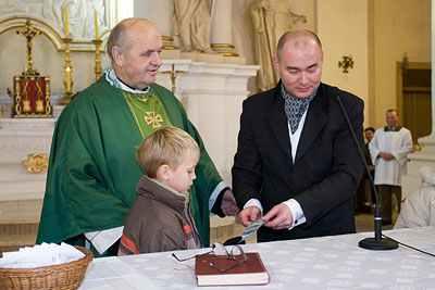 Tajemnice światła z Janem Pawłem II
