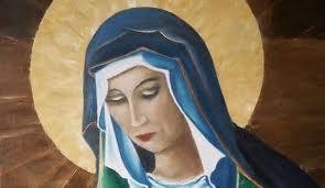 Maryja pełna wiary..