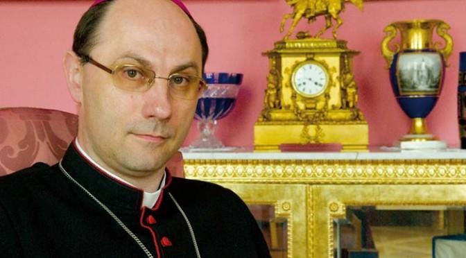 Powołany na urząd arcybiskupa