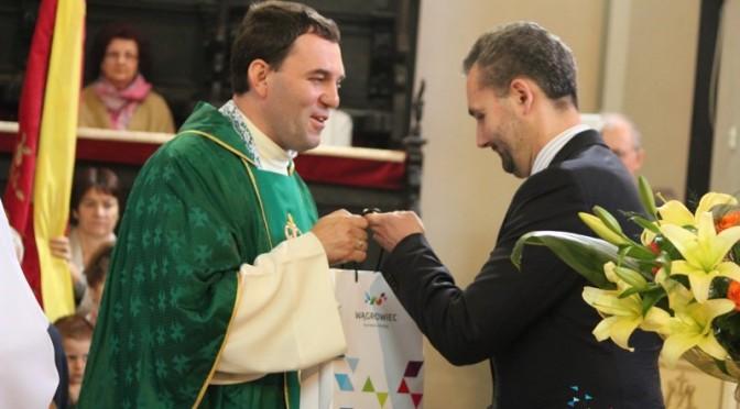 Mija pierwszy rok Wągrowieckiego Konwentu Paulinów