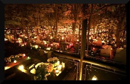Dokument Sens przemijania Uroczystość Wszystkich Świętych Święto Zmarłych Dzień Zadusznych