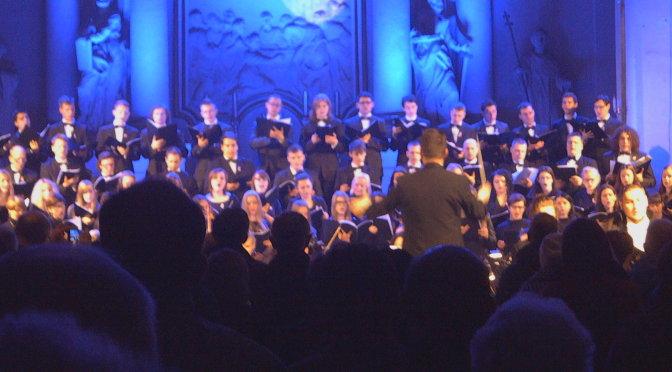 Koncert 10.11.2014 – 96.rocznica odzyskania niepodległości u wągrowieckich Paulinów