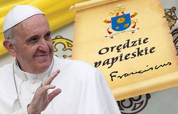 Orędzie Papieskie