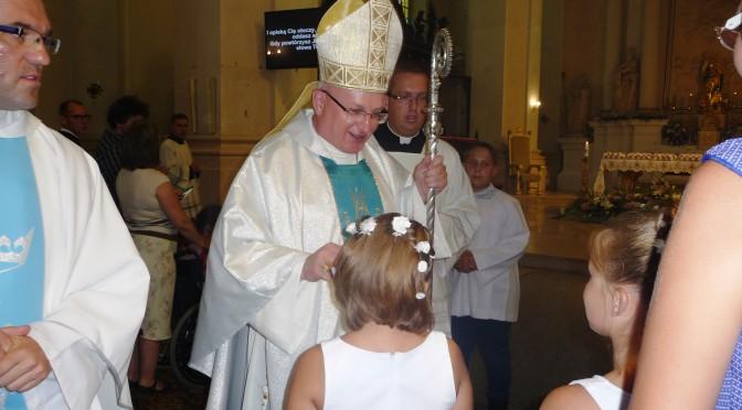Wniebowzięcie NMP – święto patronalne wągrowieckiej parafii Zakonu Paulinów