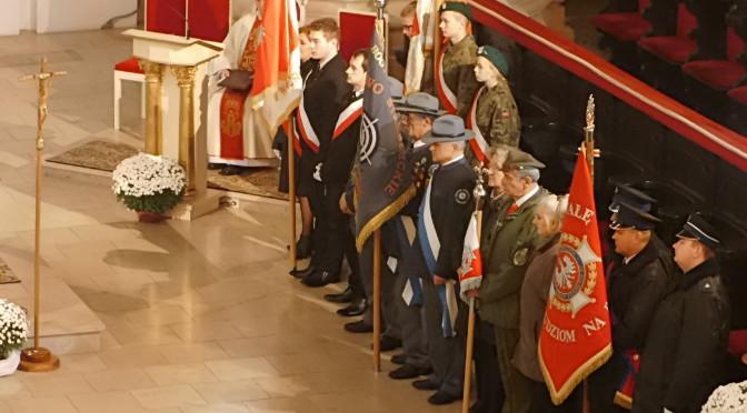 97.rocznica odzyskania Niepodległości u wągrowieckich Paulinów