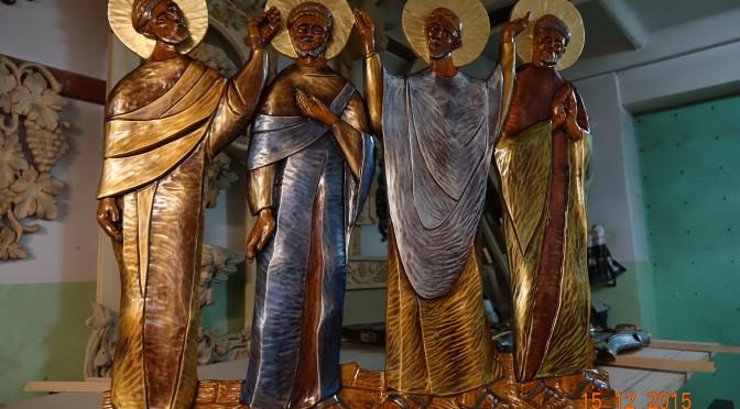 """Apostołowie powrócili po  """"rekonwalescencji"""""""