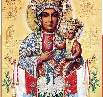 Maryja  z  NazaretuMatka  Syna  Bożego  i  całego  Kościoła