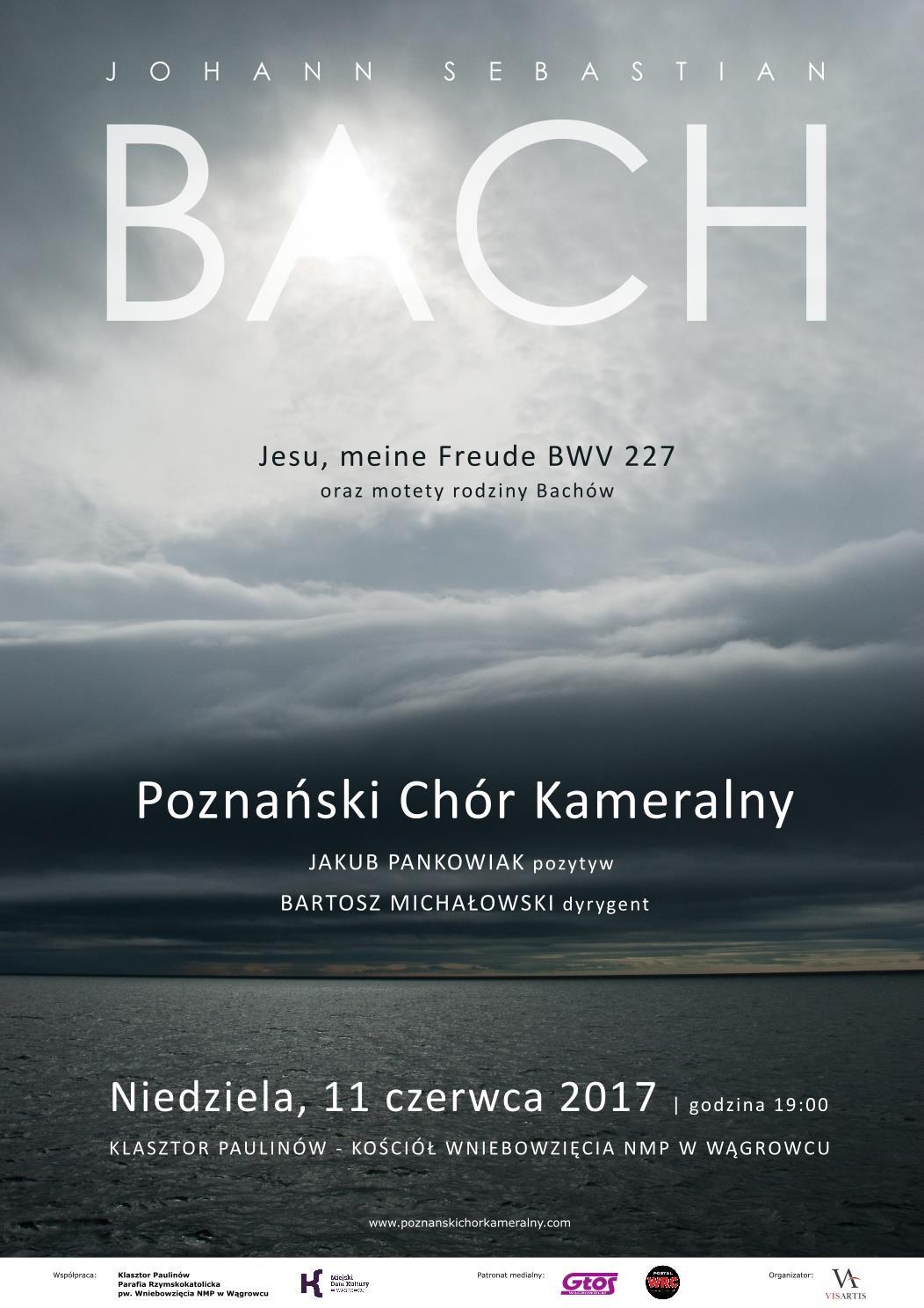 Plakat - Bach Wągrowiec