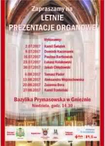 prezentacje organowe 2017