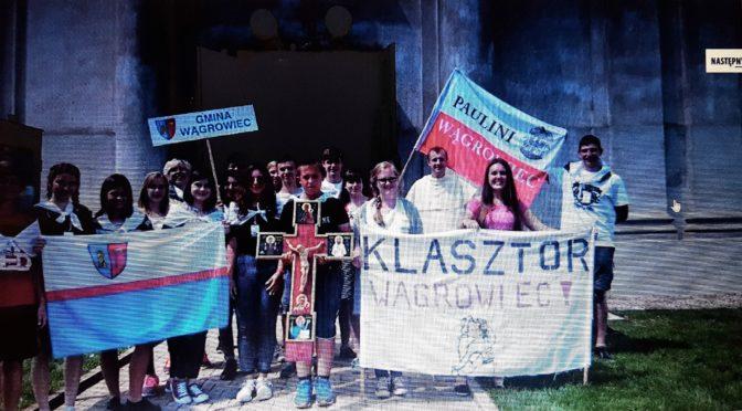 Młodzież z Gminy Wągrowiec uczestniczyła w Paulińskich Dniach Młodych