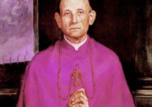 Zaproszenie na Mszę św. dziękczynną z okazji setnej rocznicy  święceń kapłańskich bł. Michała Kozala, Biskupa i Męczennika