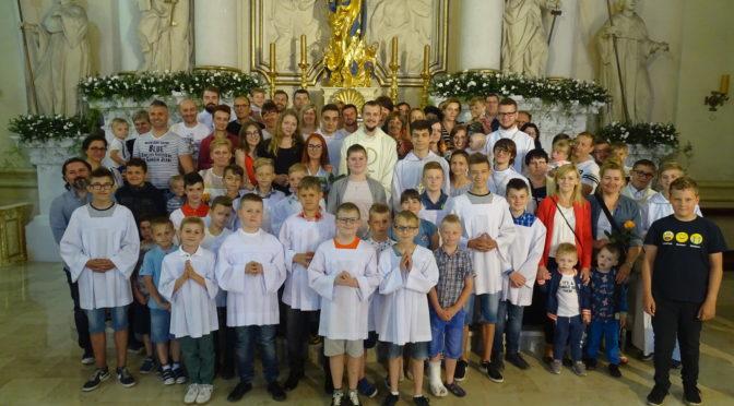 """""""Święto Rodziny""""  wspólnoty Liturgicznej Służby Ołtarza"""