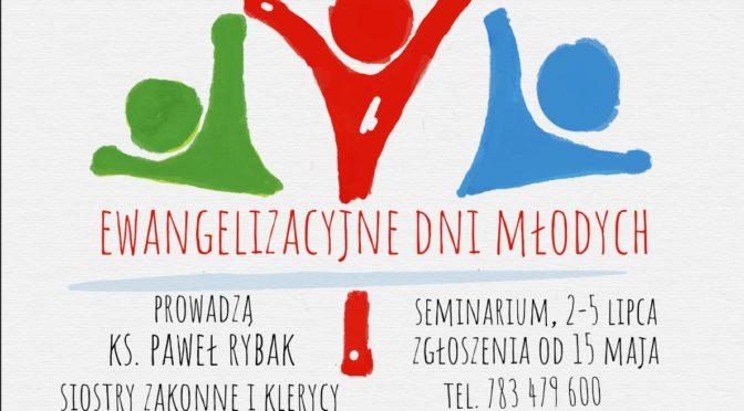 Ewangelizacyjne Dni Młodych – Grupa rozeznawania (siostry Sacre Coeur)