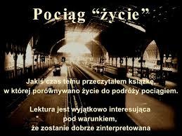 "Pociąg ""Życie"""