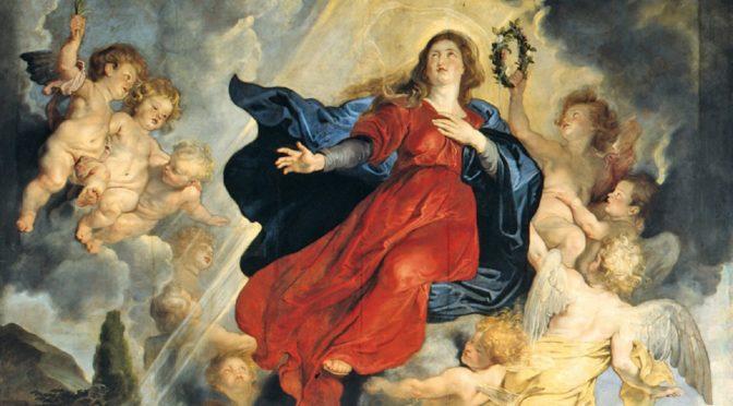 Dogmat Wniebowzięcia Najświętszej Maryi Panny