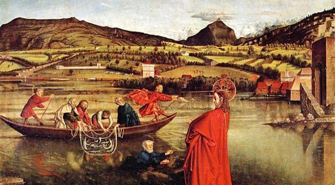 Rybak, który stał się pasterzem