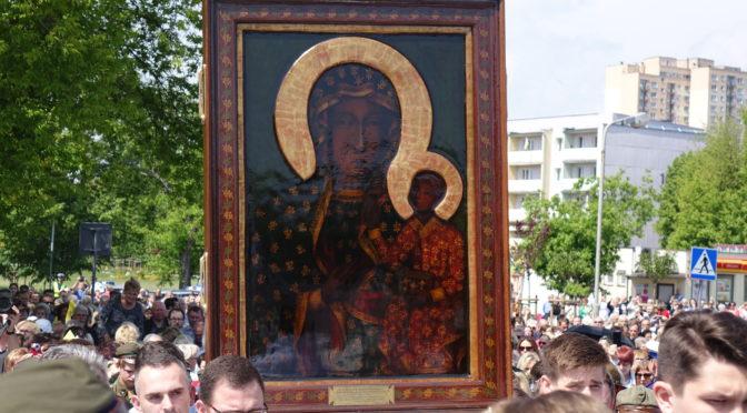 W 2020 roku Kopia Cudownego Obrazu Matki Bożej Częstochowskiej przybędzie do archidiecezji gnieźnieńskiej