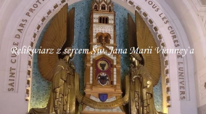 Sanktuarium św. Jana Marii Vianney'a w Ars-sur-Formans