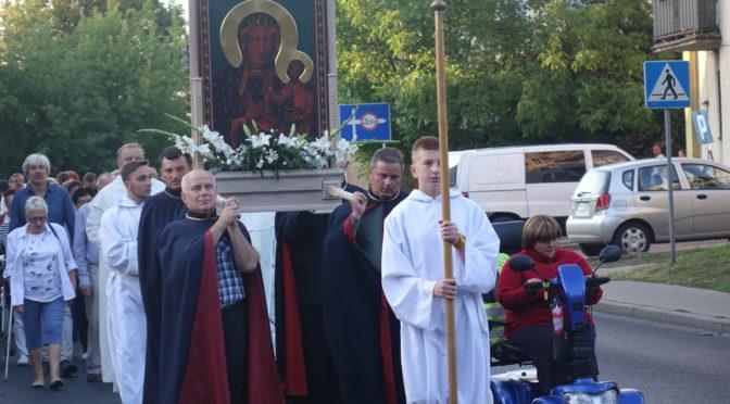 Parafialny odpust Wniebowzięcia NMP                                            u wągrowieckich Paulinów