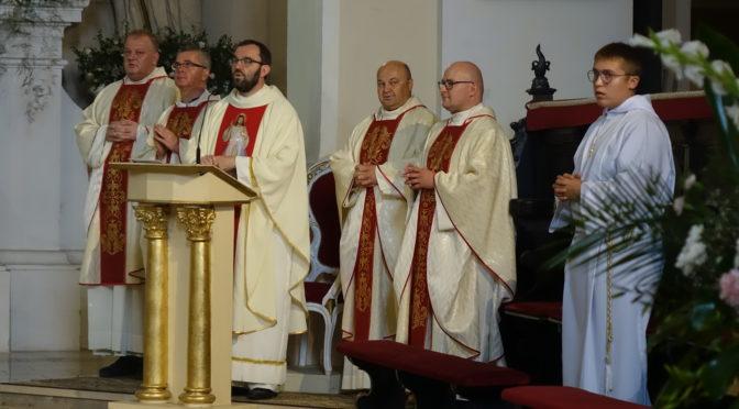 O. Dariusz Nowicki OSPPE zakończył swoją posługę       w wągrowieckim klasztorze oo. Paulinów
