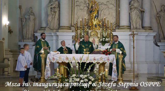 Parafia pw. Wniebowzięcia NMP w Wągrowcu ma nowego proboszcza