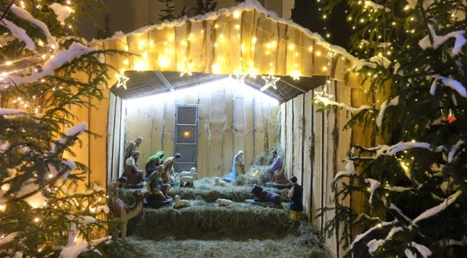 Bożonarodzeniowe życzenia duszpasterskie