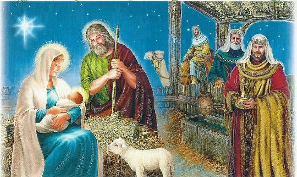 Bóg się rodzi, moc truchleje !  Bracia, patrzcie jeno……
