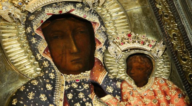 Ofiarowanie się Matce Bożej