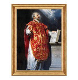 Wyznanie wiary w Trójcę Świętą zawarte w znaku Krzyża Świętego