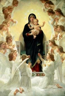 Modlitwa do Królowej Aniołów