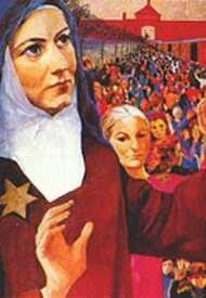 Św. Teresa Benedykta od Krzyża (Edyta Stein)