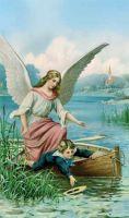 Aniołowie – światłodajni przyjaciele ludzi