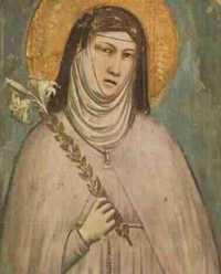 Św. Klara z Asyżu