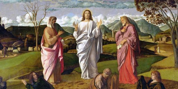 Wejść na Tabor by zejść do Jerozolimy