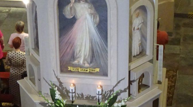 Św. Faustyna Dziękuję Jezu za codzienne drobne krzyżyki