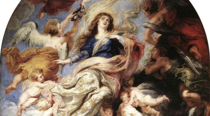 Wniebowzięcie Najświętszej Maryi Panny*)