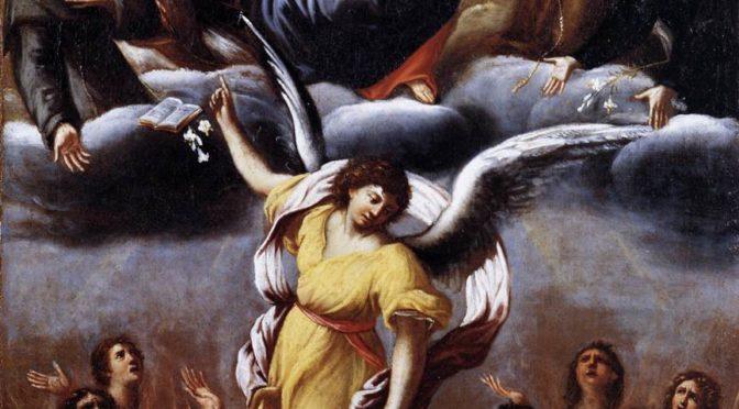 Święty od dusz czyśćcowych