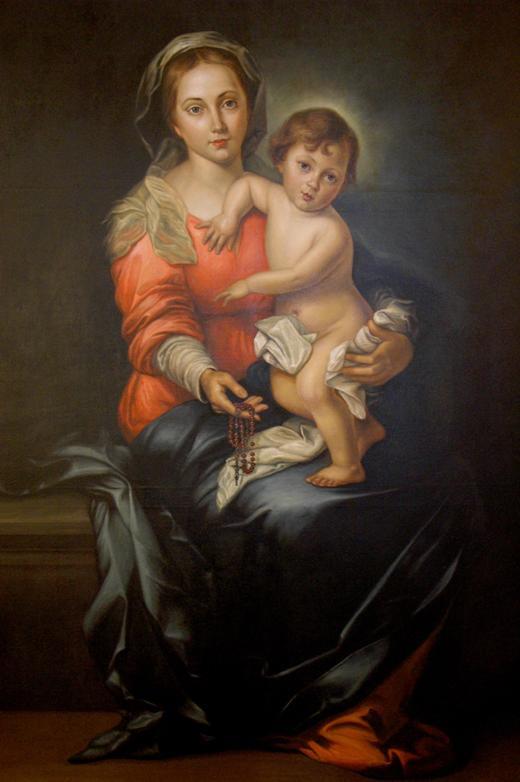 MB i św. Dominik