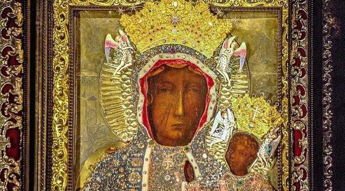 Sobota Dzień poświęcony Najświętszej Maryi Pannie. Modlitwa św. Bernarda