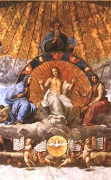 Odnaleźć Trójcę Świętą w sobie