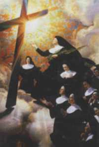 Bł. Maria Stella i 10 sióstr – odchodziły jak Anioły
