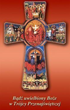 Modlitwa przed Krzyżem