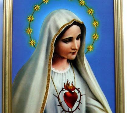 Wynagradzamy Twemu Sercu, Maryjo