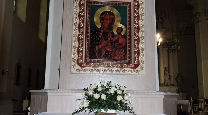 Maryja wzorem modlitwy