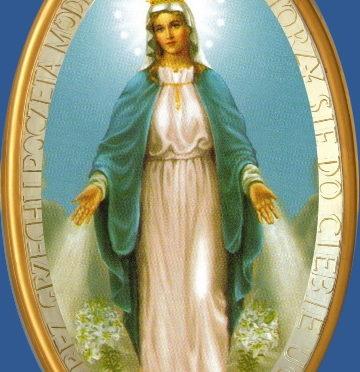 Dozwól mi chwalić Cię, o Panno Przenajświętsza