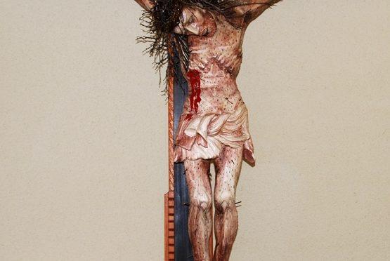 W ranach Jezusa